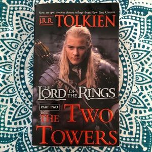 The Two Tower J.R.R. Tolkien LOTR Part 2